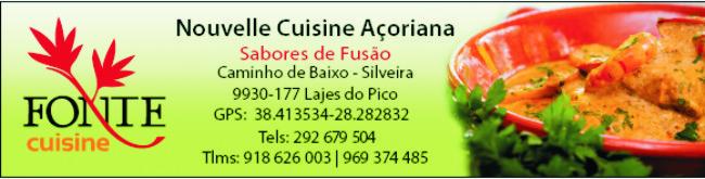 Fonte Cuisine Restaurant – Aldeia da Fonte