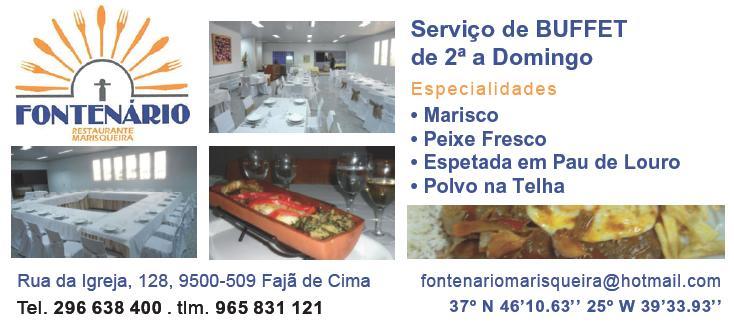 Restaurante Fontenário Marisqueira