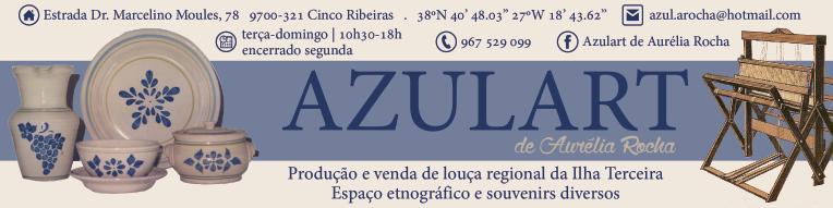 Azulart de Aurélia Rocha