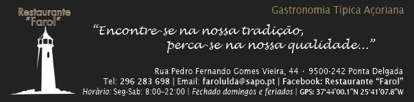 """Restaurant """"Farol"""""""