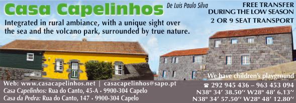 Casa Capelinhos