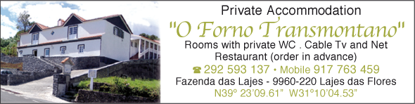 Private Accommodation – O Forno Transmontano