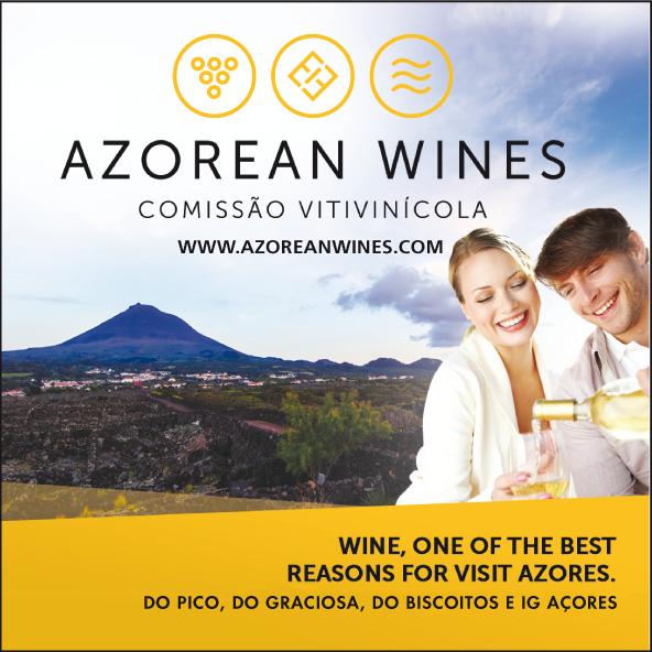 Azorean Wines – Comissão Vitivinícola Regional dos Açores – C.V.R. Açores