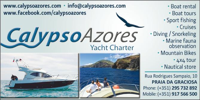 Calypso -Actividades Marítimo Turísticas, Unipessoal Lda.