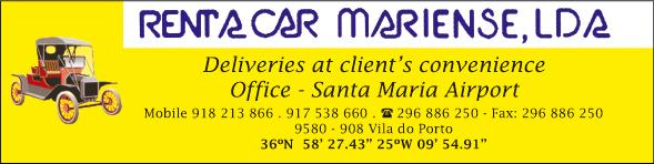 Rent A Car Mariense