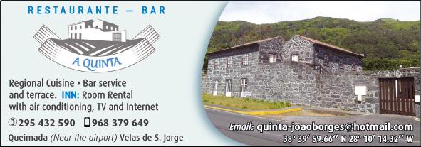 Restaurant A Quinta