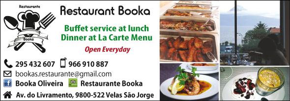 Restaurant Booka