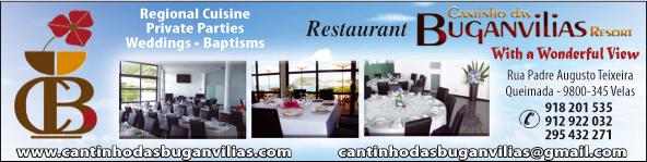 Restaurant Cantinho das Buganvilias
