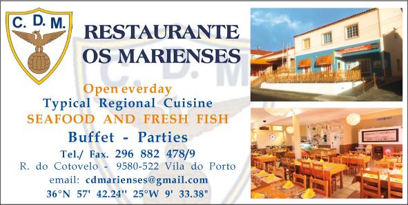 Restaurant Os Marienses