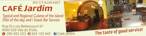 Restaurant Café Jardim
