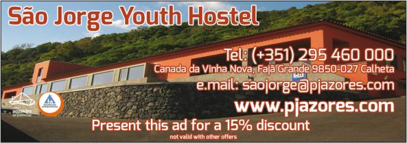 São Jorge Youth Hostel