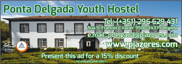 Ponta Delgada Youth Hostel