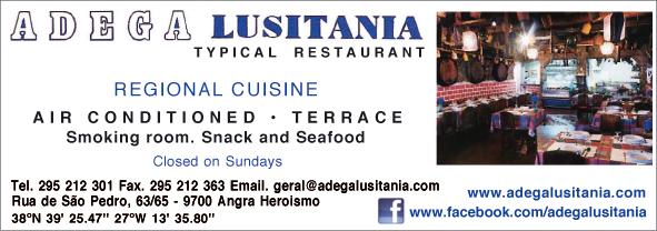 Restaurant Adega Lusitania