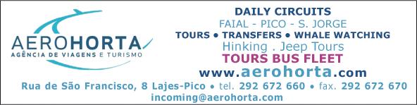 Aerohorta – Agência de Viagens e Turismo (Pico)