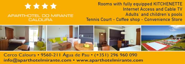 Aparthotel do Mirante ****