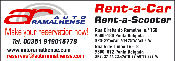 Rent A Car Auto Ramalhense