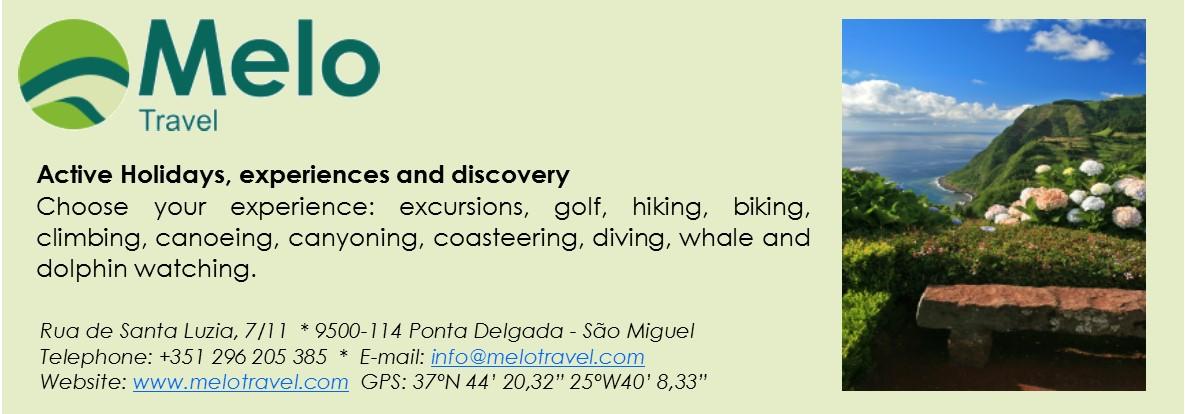 Melo, Lda -Agência Viagem e Turismo