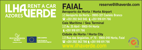 Ilha Verde Rent-a-Car (Faial)