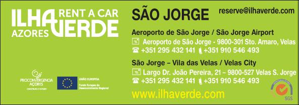 Ilha Verde Rent-a-Car (São Jorge)
