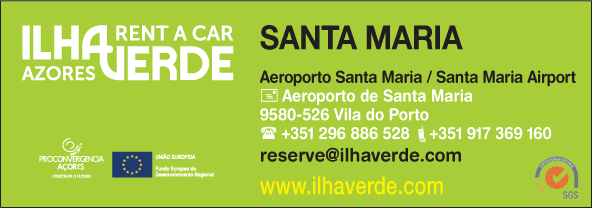 Ilha Verde Rent-a-Car (Santa Maria)