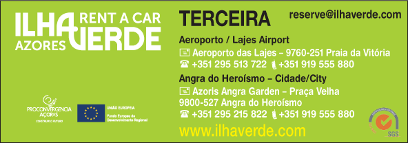 Ilha Verde Rent-a-Car (Terceira)
