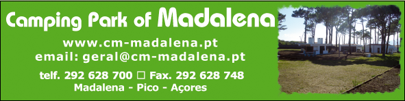 Parque de Campismo da Madalena