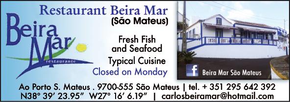 Restaurant Beira Mar (São Mateus)