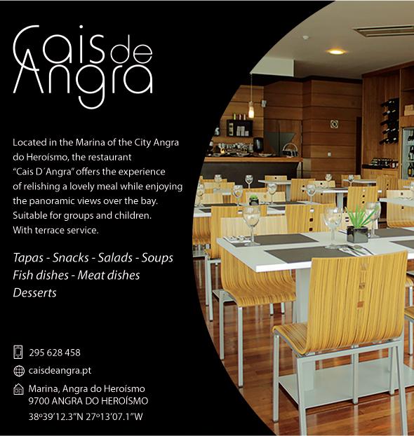 Restaurant Cais de Angra
