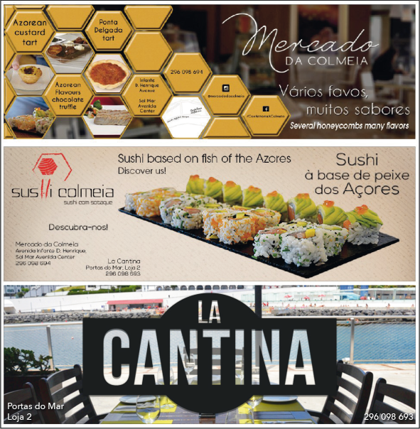 """A Colmeia"" Restaurants"
