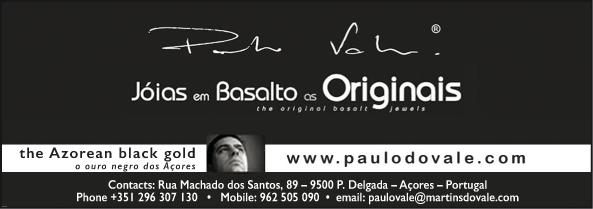 Paulo do Vale (Jewellery in Basalt)