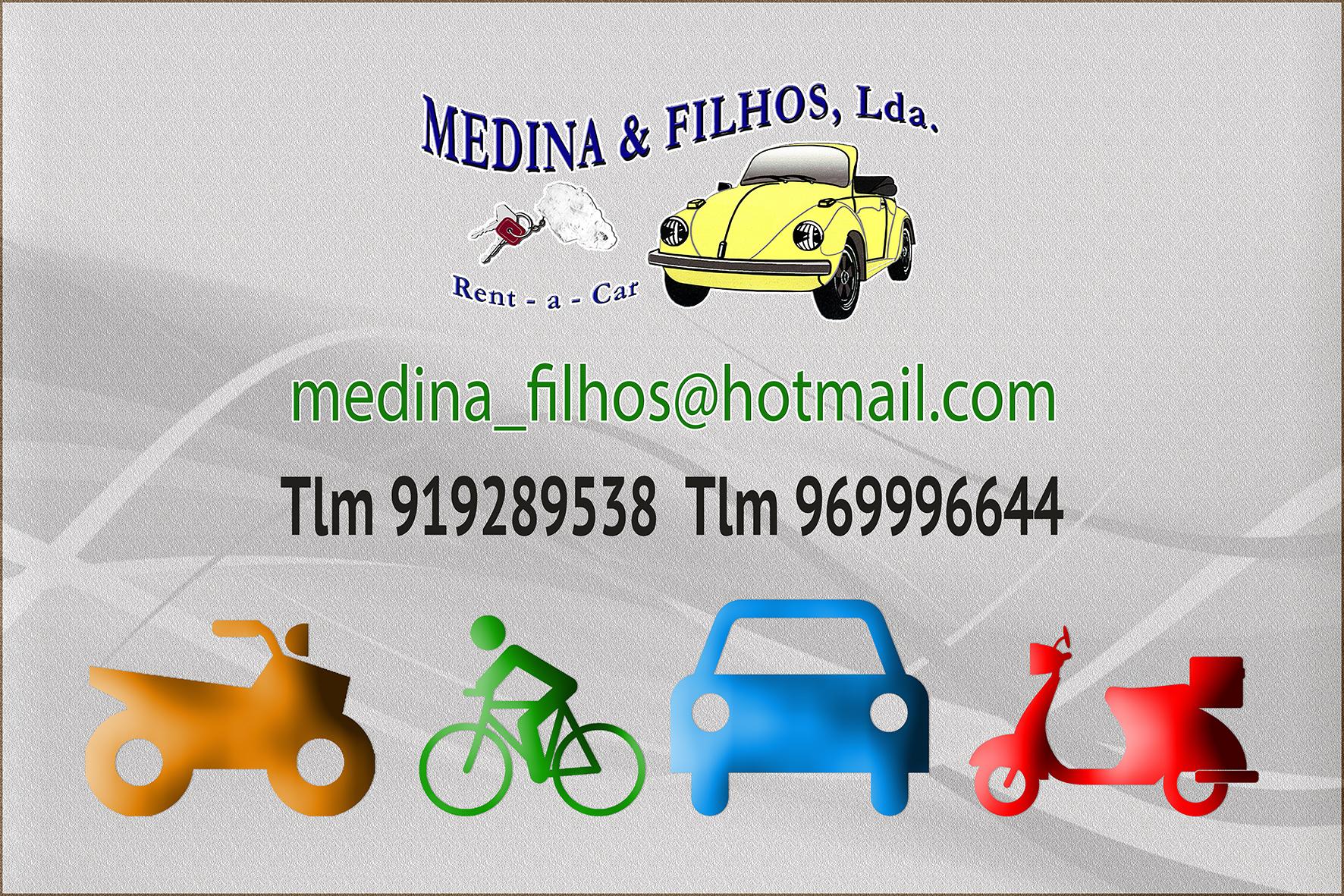 Rent-A-Car Medina & Filhos, Lda.