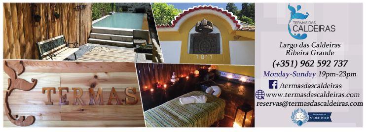 Ribeira Grande BathHouse
