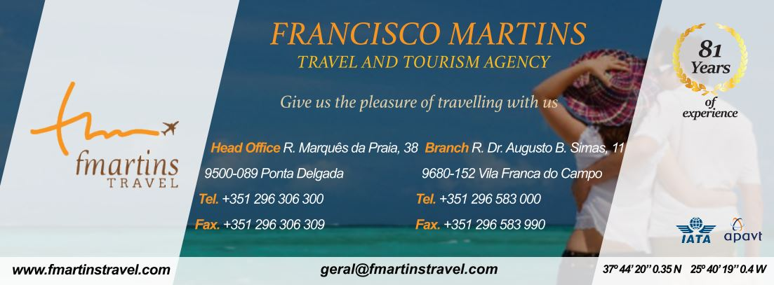Francisco Martins Travel and Tourism Agency