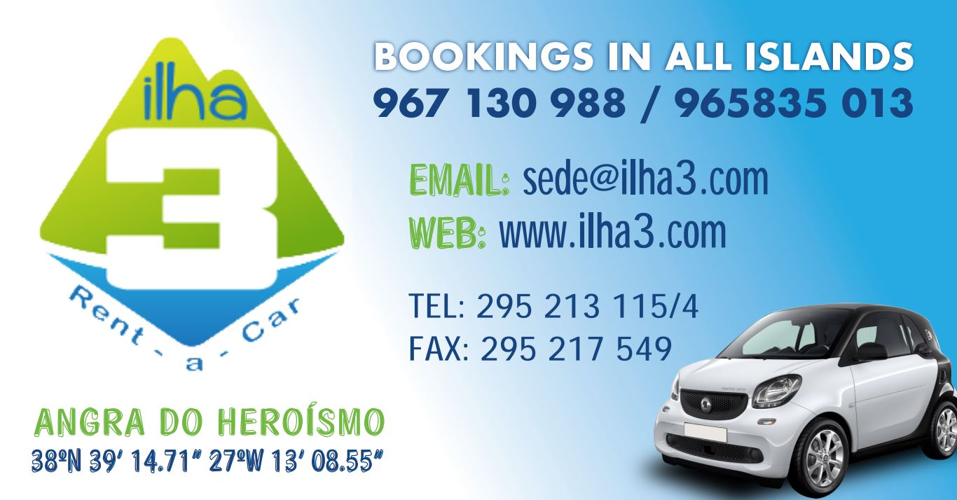 Ilha 3 Rent-a-Car