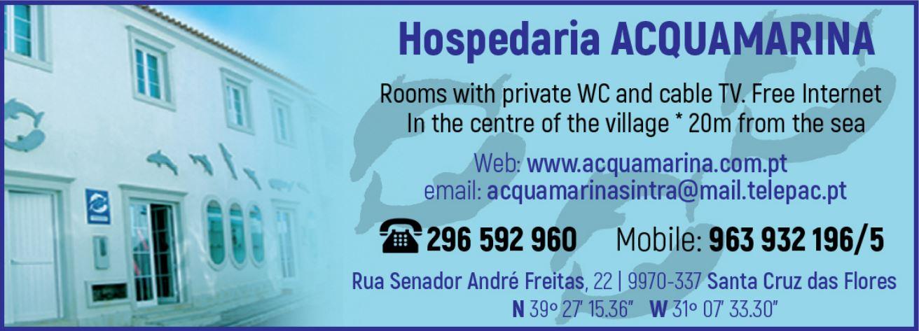 Hospedaria Acquamarina