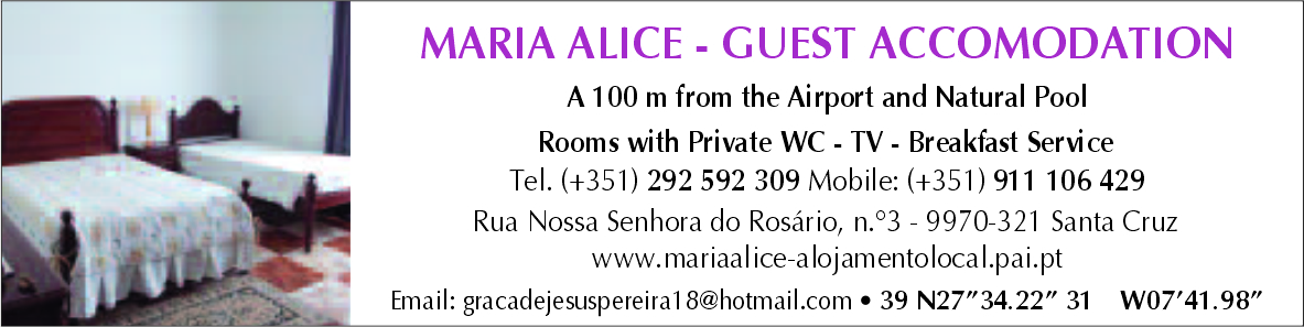 Maria Alice Guest House