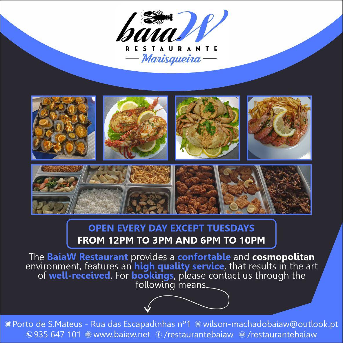 Restaurant Baia W