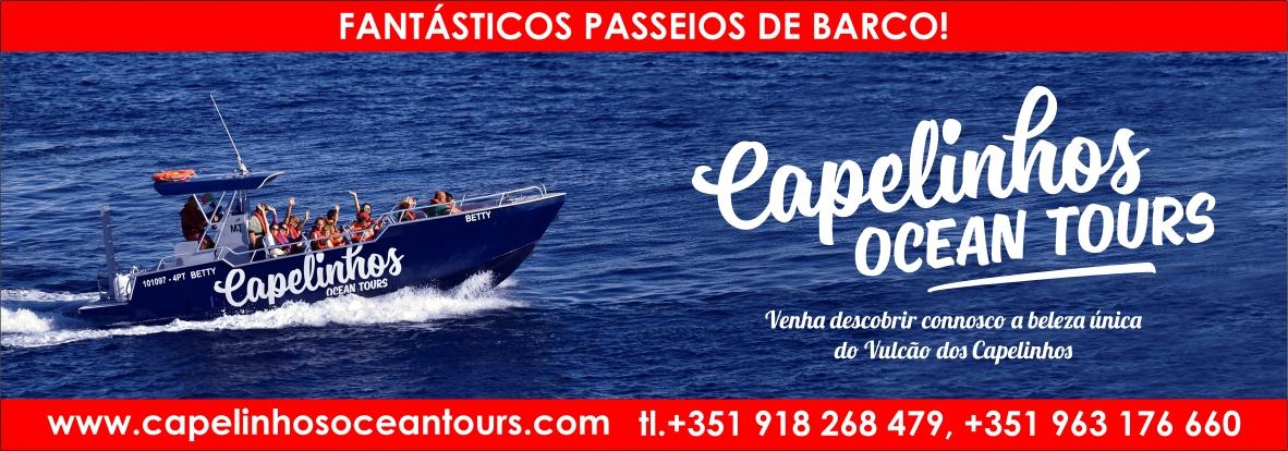 Capelinhos Ocean Tours