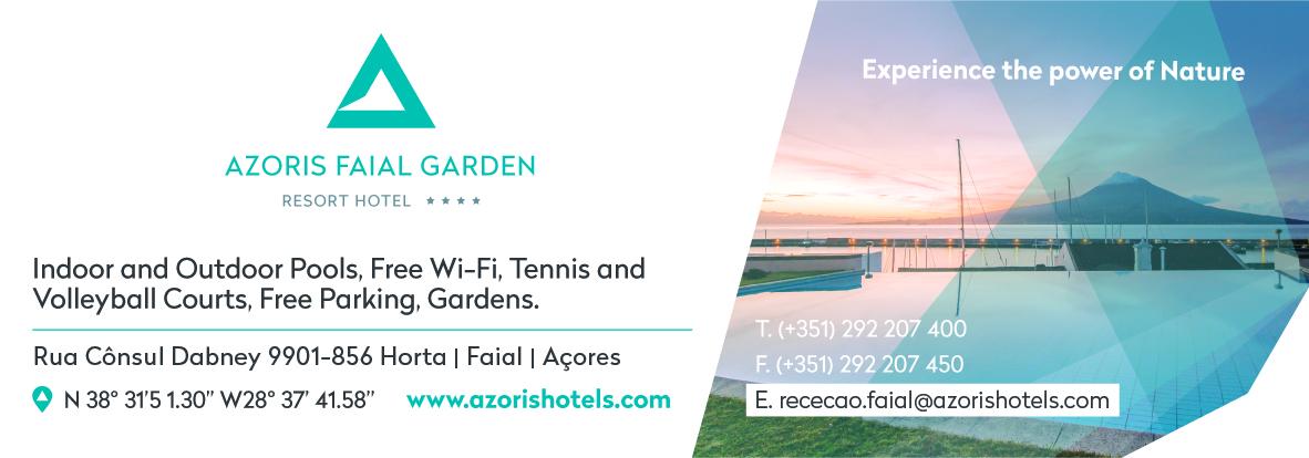 Azoris Faial Garden