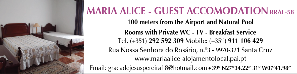 Maria Alice Guest House – RRAL – 85